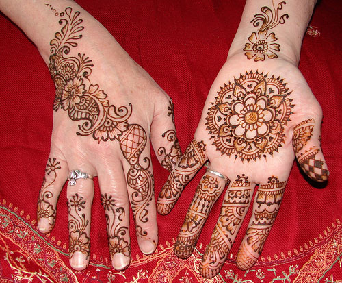 henna designs 2013 Indian Bridal Wear   A Celebration of Life
