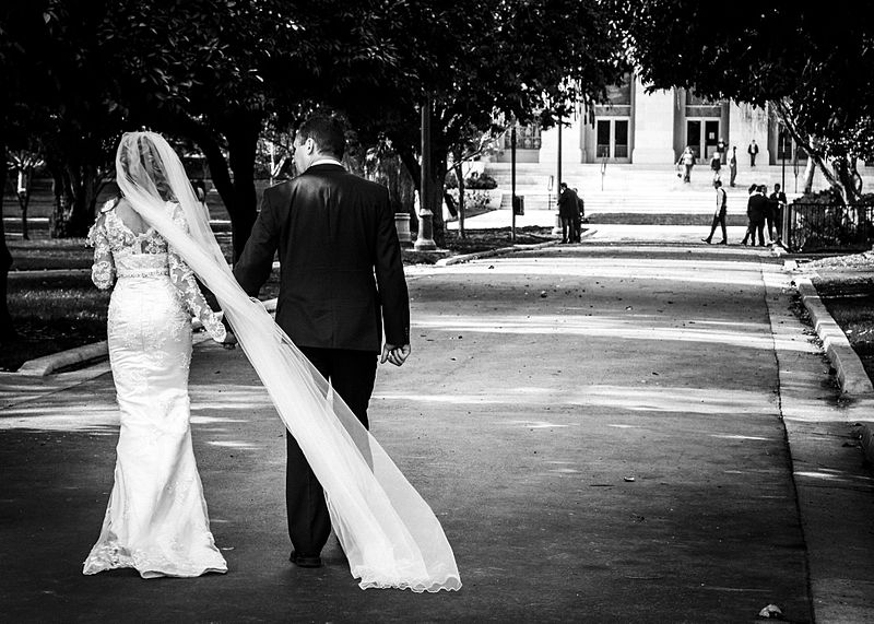 Wedding Day walk 3 Tips for How to Look Your Best on Your Wedding Day
