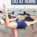 Barre Exercises You Can Do At Home