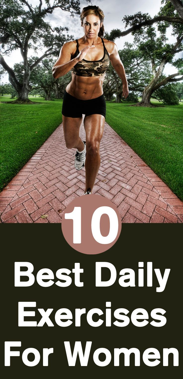 Our Top 10 Must Have Baby Items: Best Daily Exercises For Women
