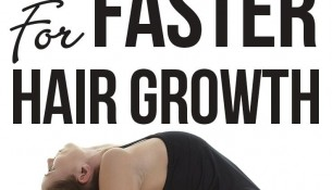Top 10 Yoga Poses For Faster Hair Growth Naturally