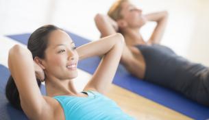 Top 5 Ways to Get a Flatter Stomach