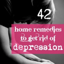 42 Home Remedies to Get Rid of Depression Easily