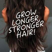 Grow Longer Stronger Hair Definately!