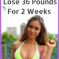Diet Without Cooking! Try This Liquid Diet And Lose 36 Pounds For Two Weeks