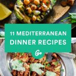 11 Mediterranean-Inspired Dinners to Spice Up Your Weeknight Routine