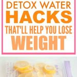 6 Water Detox Hacks That'll Make You Feel Amazing