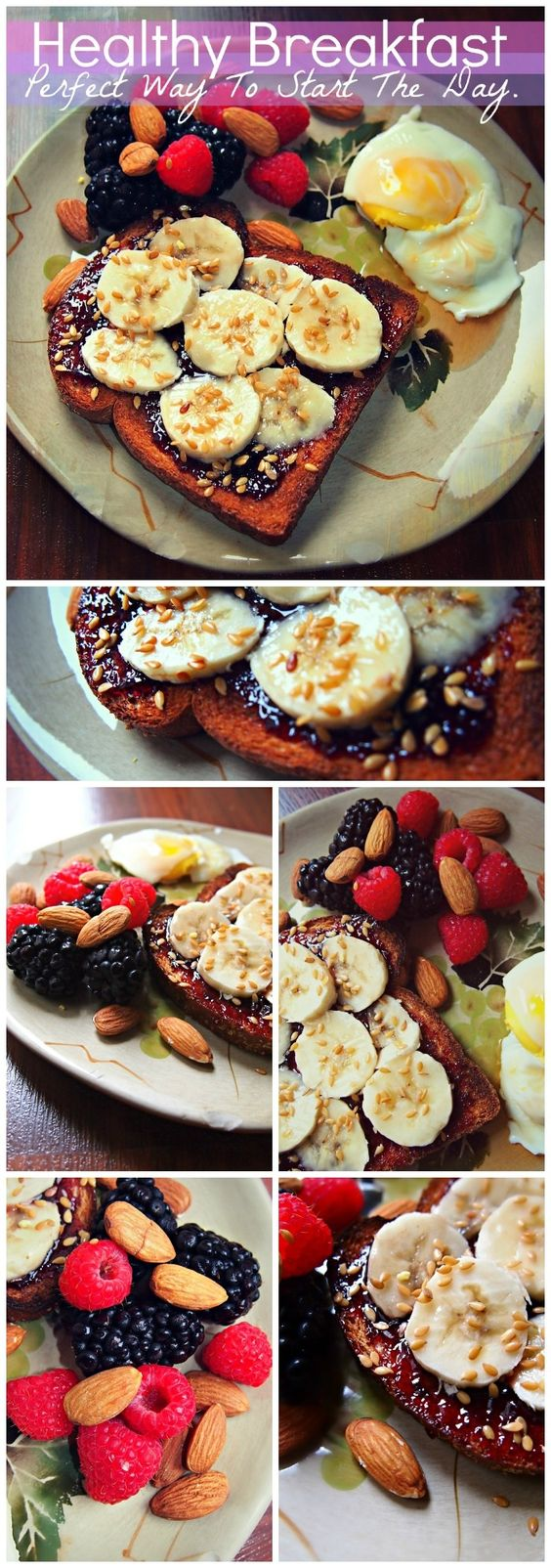 Healthy Breakfast- The Perfect Way To Start The Day
