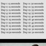 Lose Weight with the 30 Day Plank Fat Burning Challenge