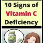 "10 Signs Of Vitamin ""C"" Deficiency!!!"