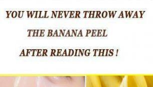 Banana Peel Remedies For Beautiful Face And Skin
