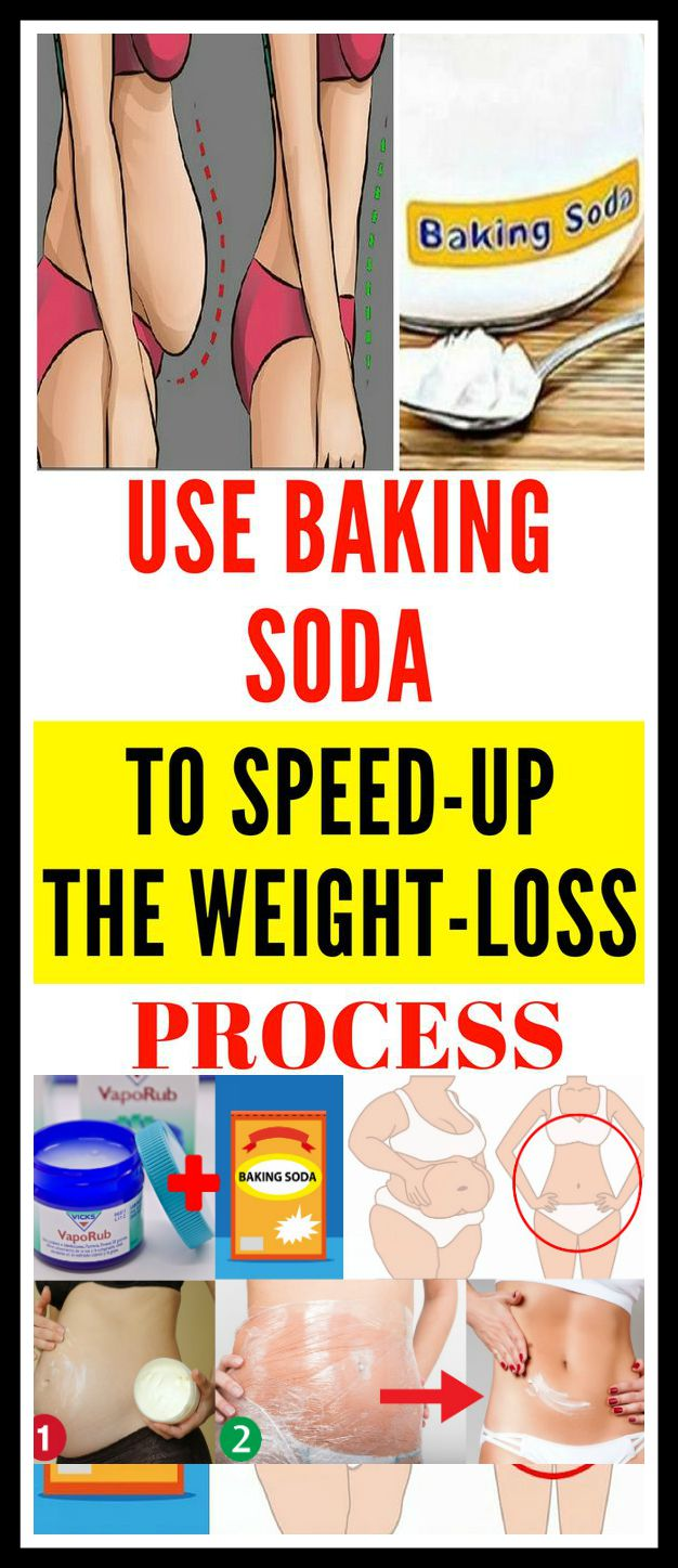 How To Use Baking Soda To Speed Up The Weight Loss Process How To Use Baking Soda To Speed Up The Weight Loss Process