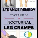 Strange Remedy To Get Rid Of Nocturnal Leg Cramps