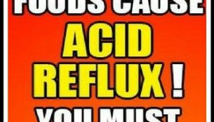 These 7 Foods Cause Acid Reflex