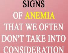 7 Signs of Anemia That You May Not Be Aware Of And How To Treat It