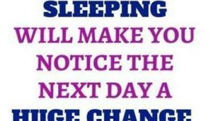 1 GLASS BEFORE SLEEPING, WILL MAKE YOU NOTICE THE NEXT DAY A HUGE CHANGE IN YOUR WAIST