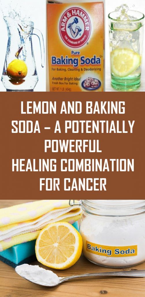 11 Lemon and Baking Soda – A Potentially Powerful Healing Combination for Cancer