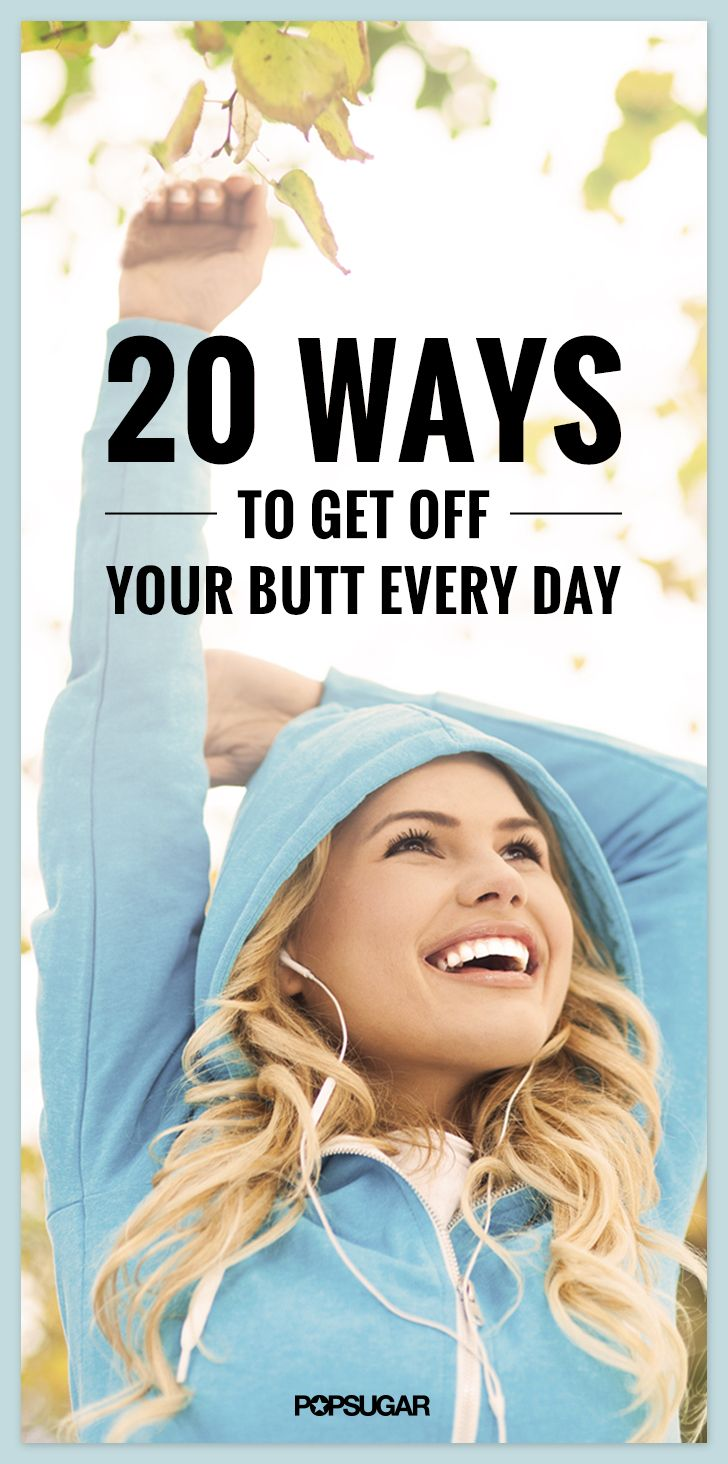 20 Ways to Ensure Workouts Happen Every Day 20 Ways to Ensure Workouts Happen Every Day