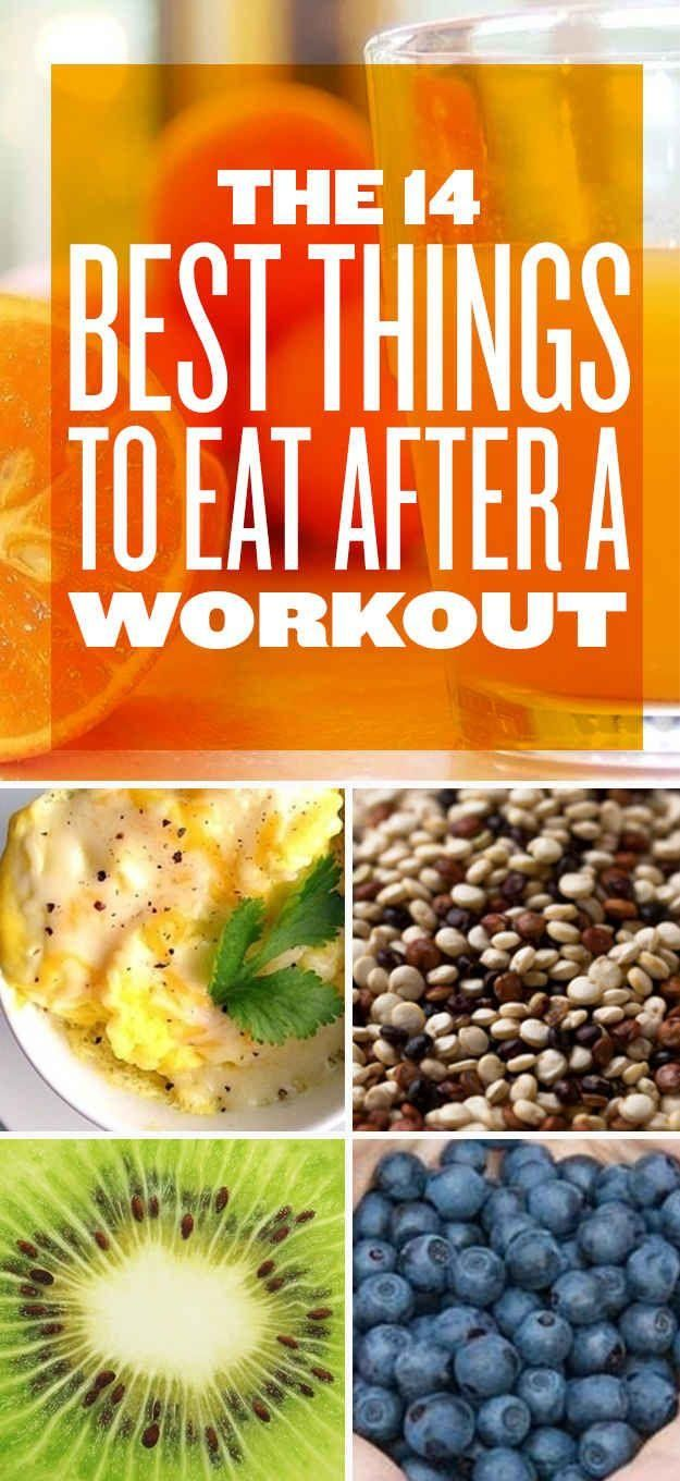 The 14 Best Things To Eat After A Workout The 14 Best Things To Eat After A Workout