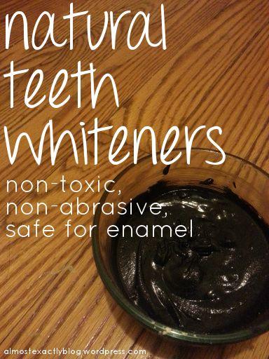non toxic non abrasive safe for enamel non toxic ,non abrasive ,safe for enamel