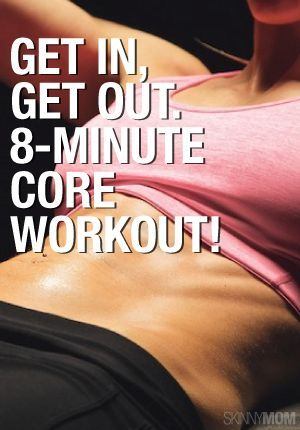 8 Minute Abs Workout 8 Minute Abs Workout