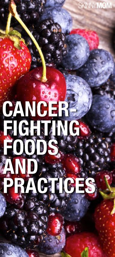 Cancer Fighting Foods and Practices Cancer Fighting Foods and Practices