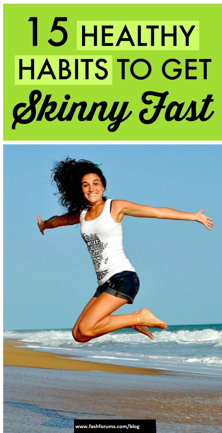 How to Get Skinny Fast The Healthy Way How to Get Skinny Fast Not In weeks But In Days