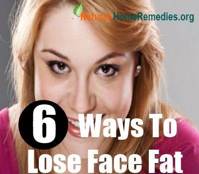 6 Ways To Lose Face Fat 6 Ways To Lose Face Fat So Quick!