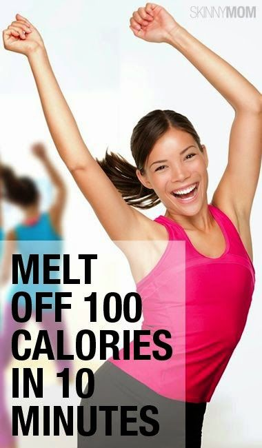 Melt off 100 Calories in 10 Minutes Healthsly Melt off 100 Calories in 10 Minutes