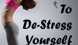 10 Minute Yoga Routine To De-Stress Yourself
