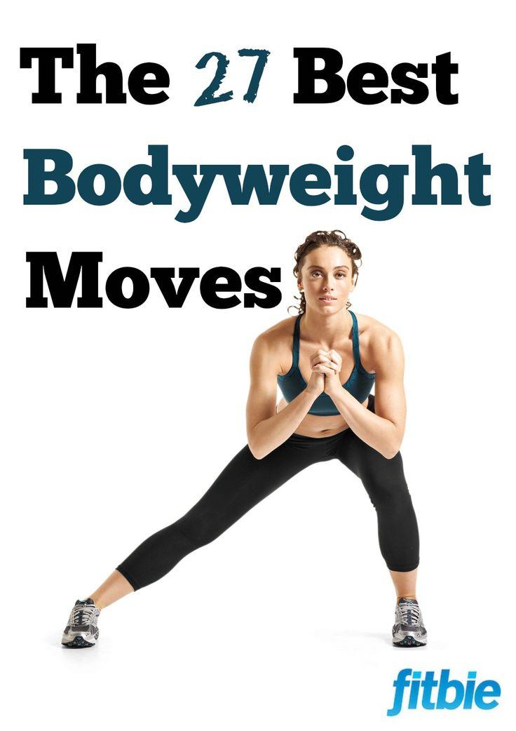 27 No Equipment Exercises You Can Do At Home 27 No Equipment Exercises You Can Do At Home