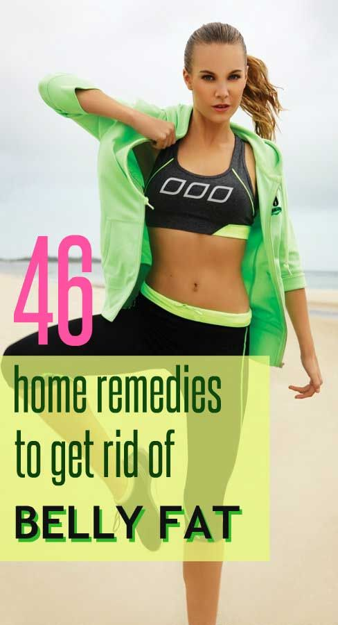 46 Natural Ways to Get Rid of Belly Fat 46 Natural Ways to Get Rid of Belly Fat