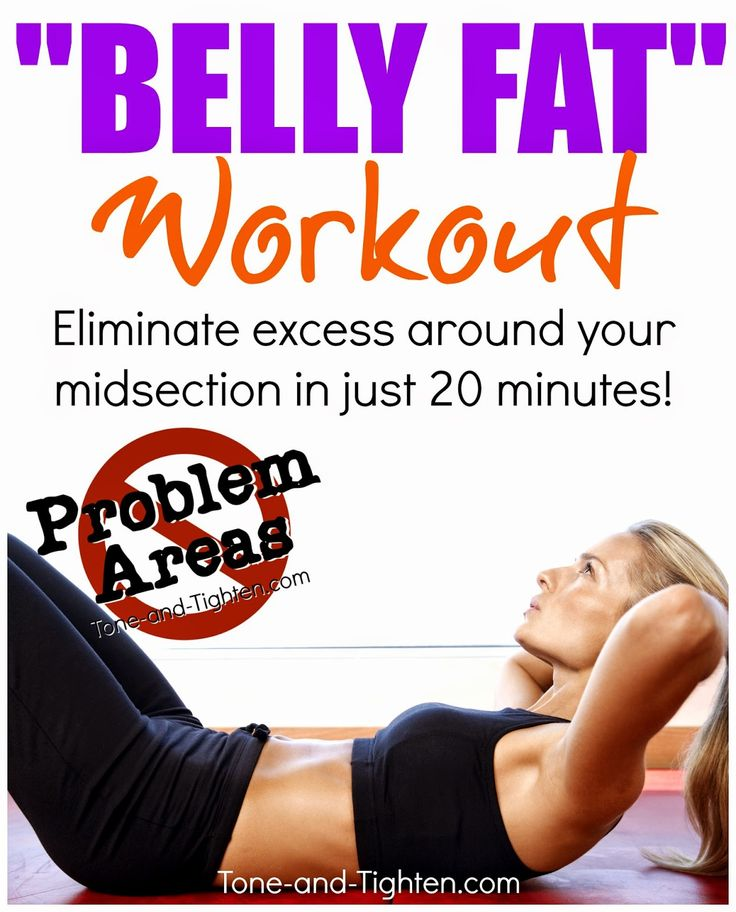 Eliminate Belly Fat forever with this amazing 20 minute workou Eliminate Belly Fat forever with this amazing 20 minute workouts
