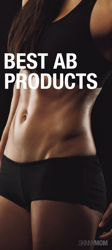 Work those abs with these amazing products to tone and tighten Work those abs with these amazing products to tone and tighten