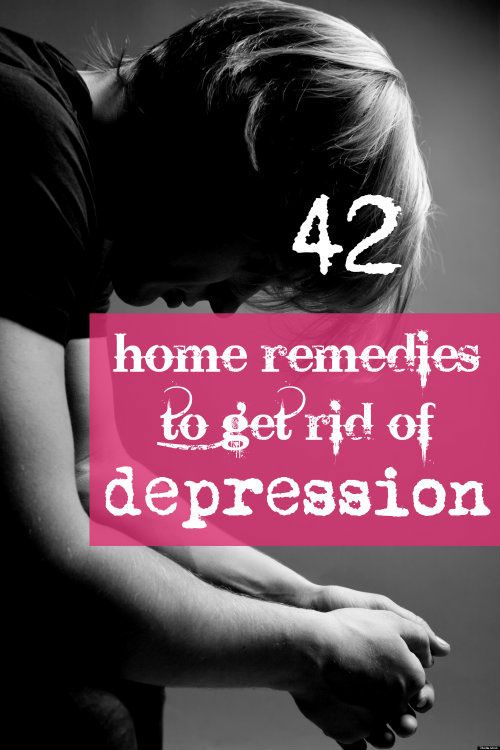 42 Home Remedies to Get Rid of Depression Easily 42 Home Remedies to Get Rid of Depression Easily