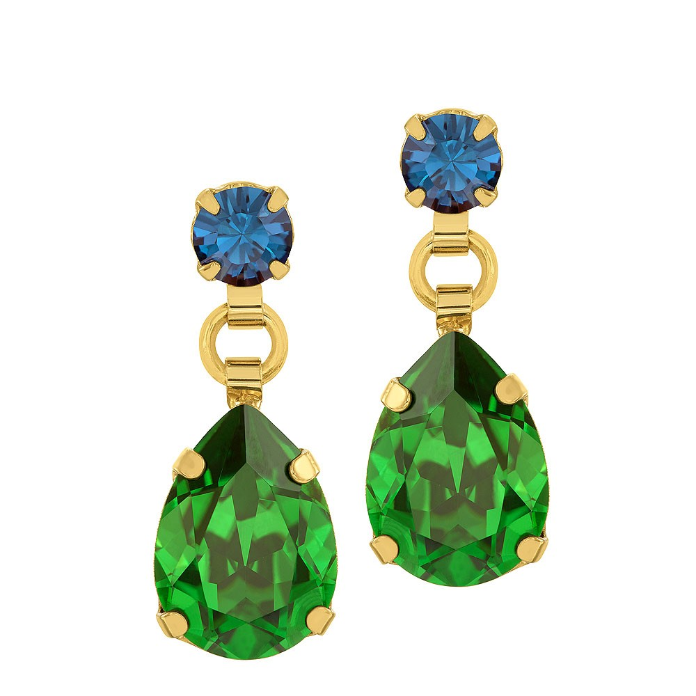Green Earrings Green Earrings – When You Want to Make a Bold Fashion Style