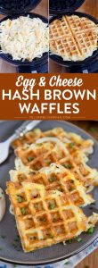 Egg Cheese Hash Browns Waffles 110x300 Egg & Cheese Hash Browns Waffles