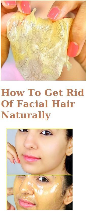 How To Get Rid Of Facial Hair Naturally How To Get Rid Of Facial Hair Naturally