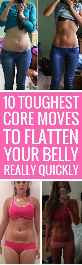 10 Tough Core Exercises To Flatten Your Belly 10 Tough Core Exercises To Flatten Your Belly