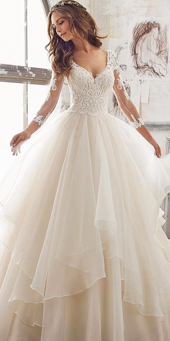 2017 Collections From Top Wedding Dress Designers 2017 Collections From Top Wedding Dress Designers