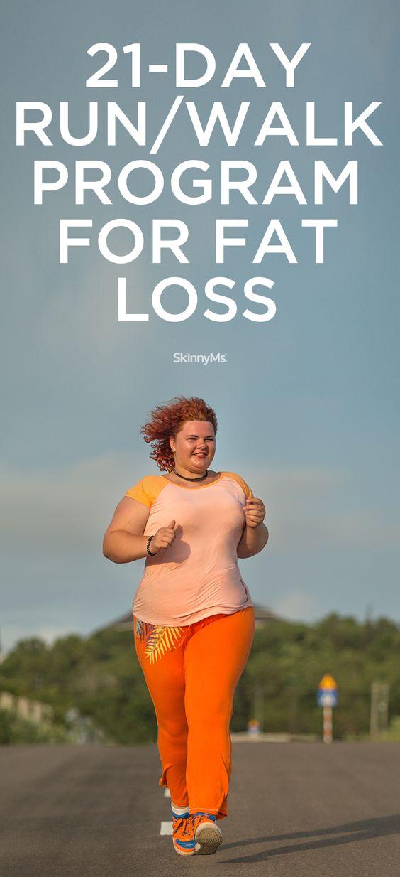 21 Day Run Walk Program for Fat Loss 21 Day Run Walk Program for Fat Loss