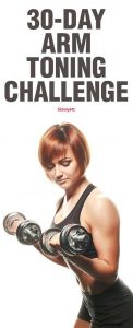 30 Day Arm Toning Challenge 122x300 30 Day Arm Toning Challenge