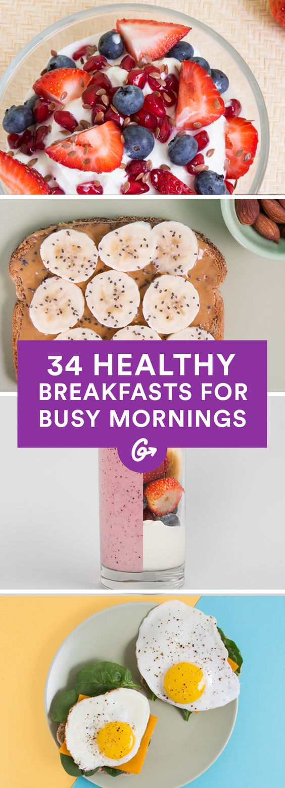 39 Healthy Breakfasts for Busy Mornings 39 Healthy Breakfasts for Busy Mornings