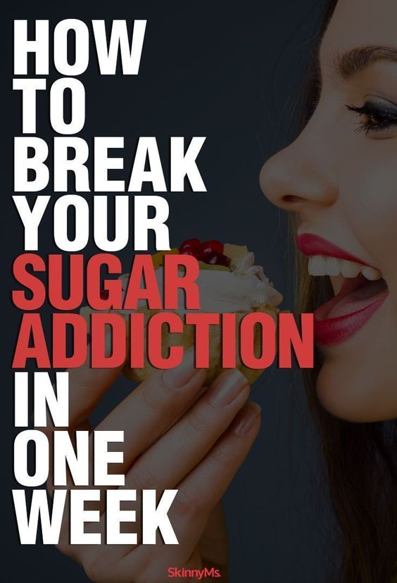 Break Your Sugar Addiction Break Your Sugar Addiction