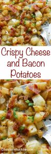 Crispy Cheese and Bacon Potatoes 100x300 Crispy Cheese and Bacon Potatoes