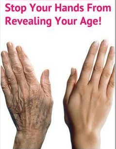 Make Your Hands Look 10 years Younger