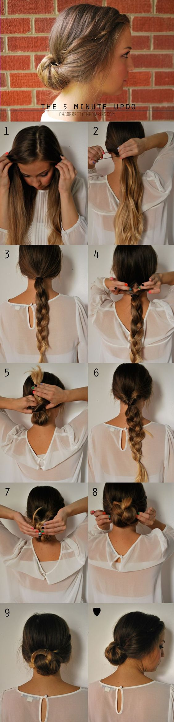 Quick n easy hair styles Quick n easy hair styles
