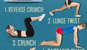 16 Simple Exercises To Reduce Belly Fat