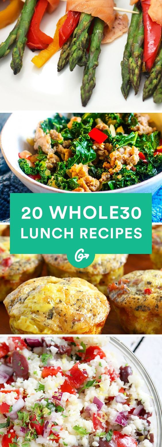 20 Easy and Tasty Whole30 Lunch Recipes 20 Easy and Tasty Whole30 Lunch Recipes