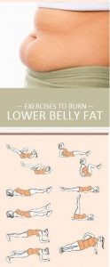Best exercises for belly fat reduction 124x300 Best exercises for belly fat reduction